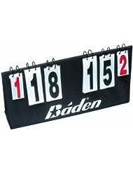 Baden - Marcador giratorio (40 cm), color negro