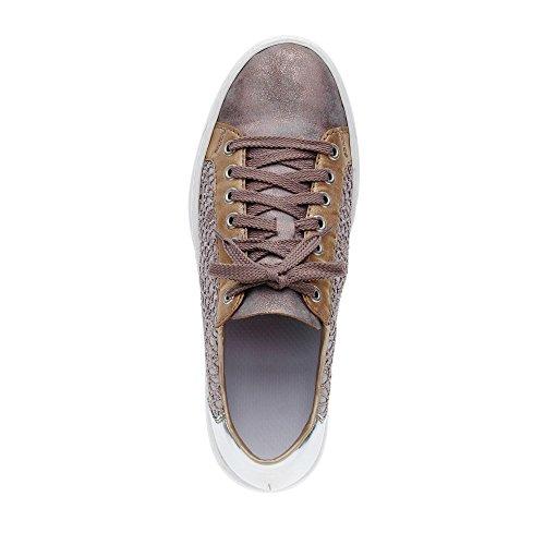 Gris Space Grey Sneaker Woman Rieker O67nR