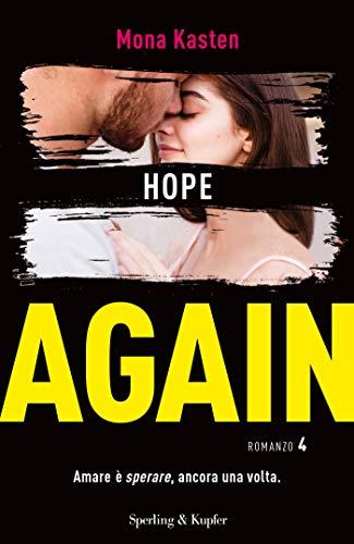 Again 4. Hope again (versione italiana) di [Kasten, Mona]