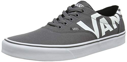 Sneaker, Grau ((Big Logo) Pewter/White Vf4), 44.5 EU ()