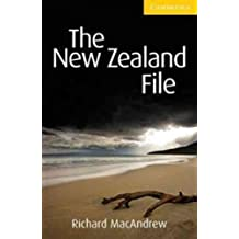 The New Zealand File Level 2 Elementary/Lower-Intermediate Book with Audio CD Pack (Cambridge English Readers: Level 2)