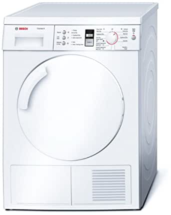 Bosch WTV74309GB - 8kg Capacity Vented Tumble Dryer, three drying levels
