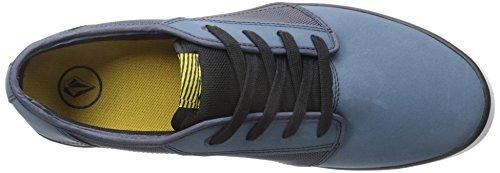 Volcom Herren Grimm 2 Shoe Skateboardschuhe Blau (Navy NVY)