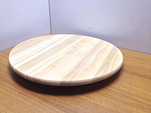 Tagliere cucina in legno vassoio girevole da tavola per formaggi salumi betulla