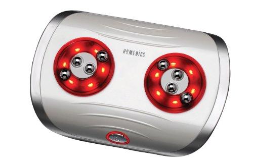 HoMedics FM-S-2EU Shiatsu-Fußmassagegerät (mit Infrarotwärme) -