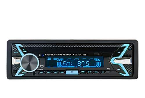 Y&Jack Auto Mp3 Player Radio Bluetooth Verbindung Bluetooth Stereo - Am/FM/WB/USB/IOS/Sirius Xm bereit