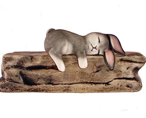 Hase Kantenhocker Kaninchen (Keramik Hase Kaninchen)