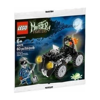 LEGO Monster Fighters: Zombi Voiture Jeu De Construction 40076 (Dans Un Sac)