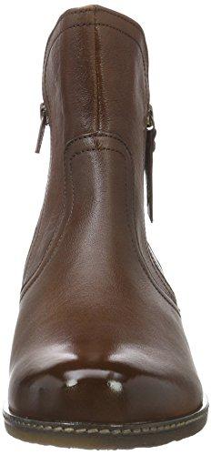 Gabor Shoes 52.721 Damen Chelsea Boots Braun (sattel (micro) 34)