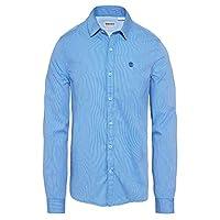 Timberland Shirts For Men, Blue, M