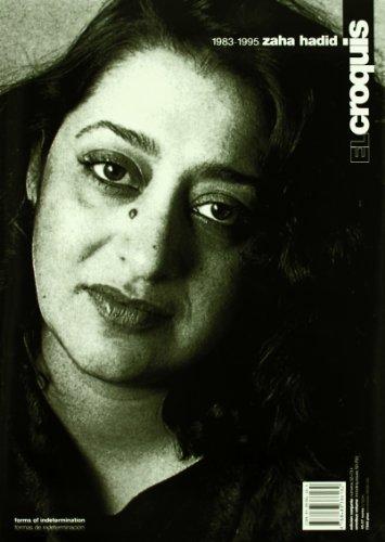 Zaha Hadid 1983-1995 por Richard Levene
