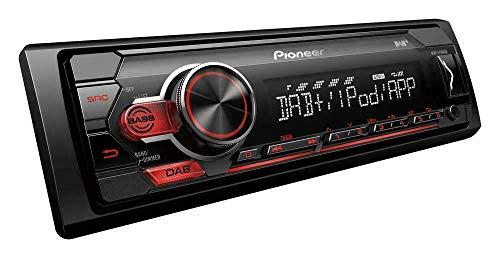 Inex Pioneer MVH-S210DAB Autoradio stéréo USB AUX iPod/iPhone Android