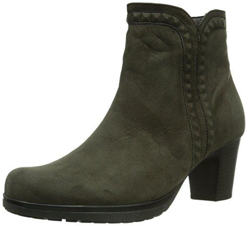 Gabor Comfort 92.980G, Boots femme Gris - Grau (anthrazit (Micro))