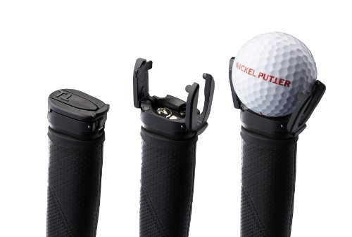 Asbri Golf Golf Ball Pick Up Black by Asbri Golf
