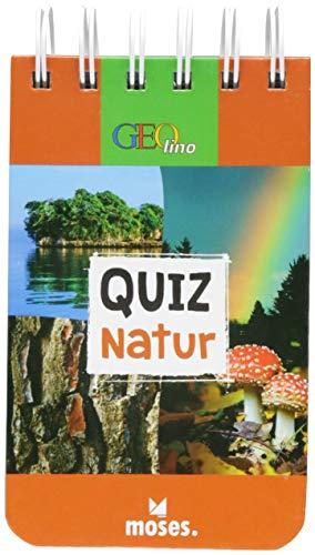 GEOlino Quiz Natur | 100 spannende Fragen und Antworten | Für Kinder ab 8 Jahren