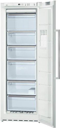 Bosch GSN28A24 Gefrierschrank / A+ / 217 L / weiß / Multi-Alarm-System / Intensiv-Gefrierfach /No Frost