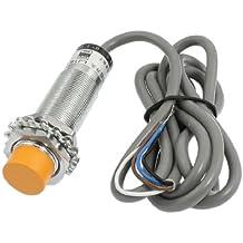 sourcingmap® LJ18A3-8-Z/C1X 6-36V DC 300mA Zylinder Induktiv Näherungssensor Schalter 8mm