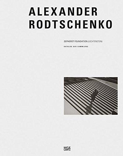 Alexander Rodtschenko. Katalog der Sammlung Buch-Cover