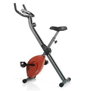 DKN Vélo pliable Rouge