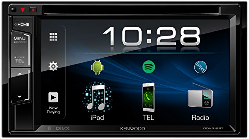 Kenwood DDX-318BT Monitore con DVD, Nero