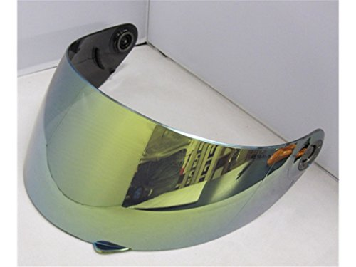 Shark S600 - S900 & Openline Visier versp., Tönung gold verspiegelt