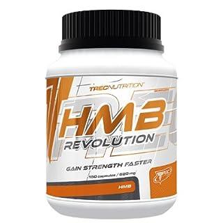 Trec Nutrition HMB Revolution L-Arginin und HMB Komplex fettfreie Muskelmasse schnellere Regeneration Training Bodybuilding 150 Kapseln