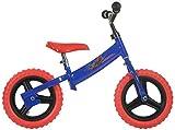 Dino Bikes–140r-sa–Bicicleta sin pedales para niños 10de 2A 5años–Spiderman