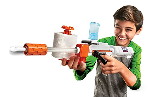 Jakks Pacific 61734-11L TP Blaster weiß/blau/orange