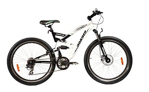 Hercules Roadeo A-300 26T 21 Speed Mountain Bike (White/Black)