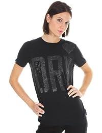 Superdry T-shirt femme Tee Black Whisp GS6HX144-02A
