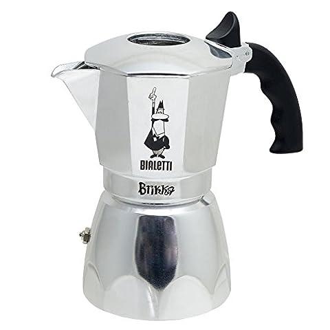 Bialetti Cafetière Espresso Brikka 4 Tasses