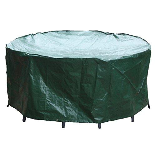 Couvertures protectrices de Tableau de Jardin, Couverture imperméable de Tableau de Couverture de Meubles de Patio, Vert, 190x80cm