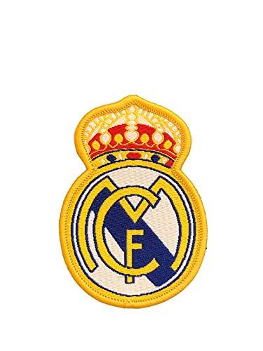 Real Madrid C.F.Parche coser pegar plancha, diseño