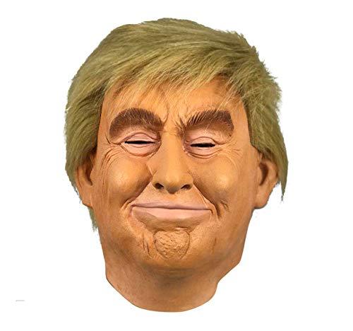 wanjuna Realistische Halloween Kostüm Latex Neue Maske Mit - Neue Paare Kostüm