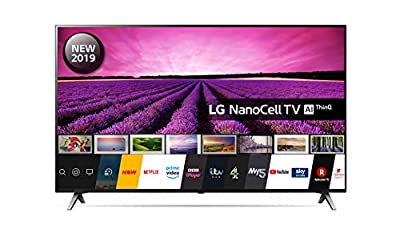 LG 49SK8000PLB Super UHD 4K HDR Premium Smart LED TV with Freeview Play (2018 Model) - Brilliant Titan