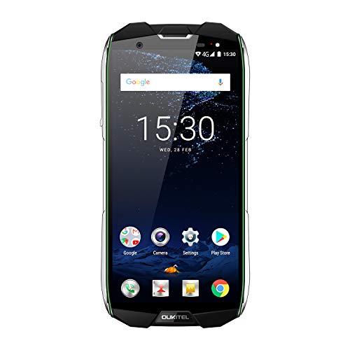 OUKITEL WP5000 Smartphone Libres, 5.7' 4G Teléfono Móvil Robusto, IP68 Resistencia al Agua y al Polvo, 18:9 Android...