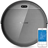 Proscenic 800T Robot Vacuum Cleaner, Alexa and App Control Cleaner Robotic Vacuum Cleaner with 1800Pa Strong Suction and Big