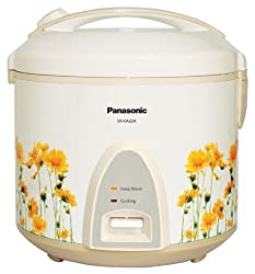 Panasonic SR-KA22A (R) 5.7-Litre 745-Watt Automatic-Jar Cooker/Warmer