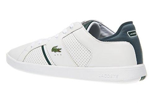 Lacoste Herren Novas CT 118 1 SPM Sneaker Weiß