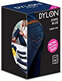 DYLON Jeans Blue Machine Dye 350g Includes Salt. With Free Colour Guide!