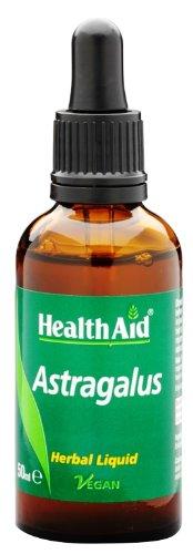 HealthAid astragale (Astragalus membranaceus) liquide - 50ml