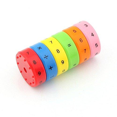 Arithmetisches Lernspielzeug Mathematik Spielzeug für Kinder Kinder Intelligenz Gehirn Entwickeln Spielzeug (Mathe-spielzeug)