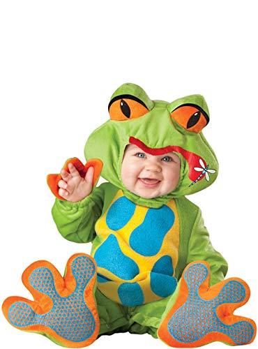 Babys Kostüm Froggy - Kleiner Frosch Babykostüm - 18-24 Monate
