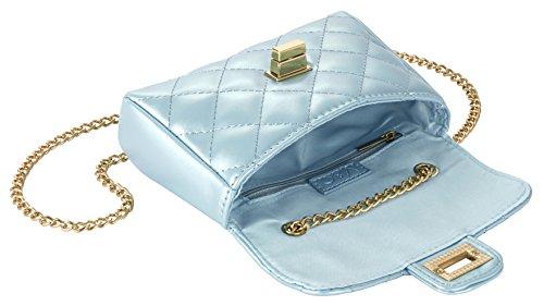 M&c, Poschette giorno donna blu