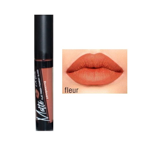 (3 Pack) L.A. GIRL Matte Pigment Gloss - Fleur by L.A. Girl