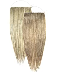 Amazon american dream hair extensions hair extensions american dream loop duo 18 colour 101422 medium pmusecretfo Gallery