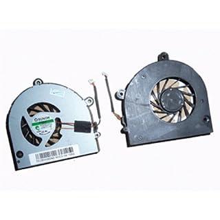fixtek Laptop CPU Cooling Fan Kühler für Toshiba g75r05ms1ad-52t131
