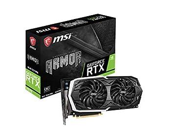 MSI GeForce RTX 2070 ARMOR 8G GDDR6 256Bit DX12 Nvidia Ekran Kartı