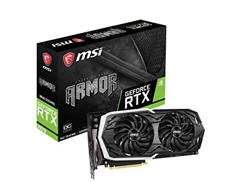 MSI V373-013R scheda video GeForce RTX 2070 8 GB GDDR6