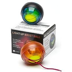 Light Up Wrist Ball Nodshop - Bola energética para fitness
